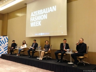 В Баку дан старт Azerbaijan Fashion Week