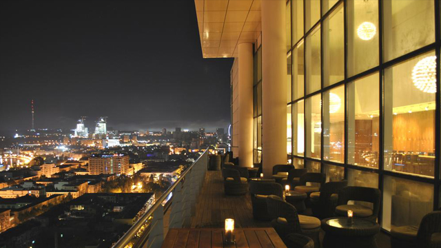 CASPIAN LOUNGE & TERRACE